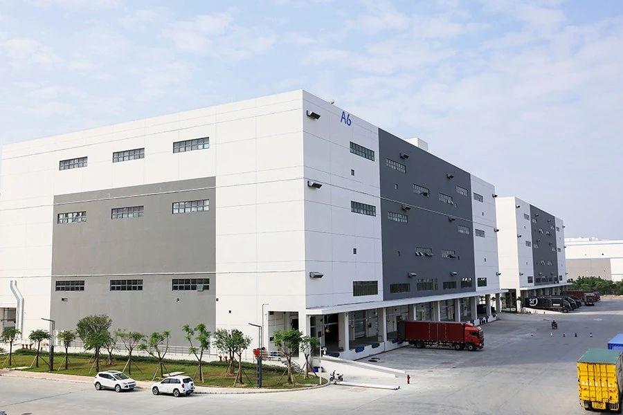【服务商展示】富力空港物流园,华南区域物流仓储基地